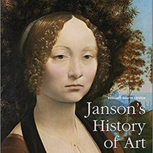 Janson's History of Art: The Western Tradition (8th Edition) - eBook