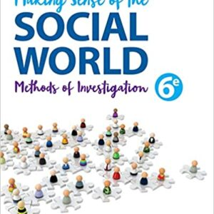 Making Sense of the Social World: Methods of Investigation (6th Edition) - eBook