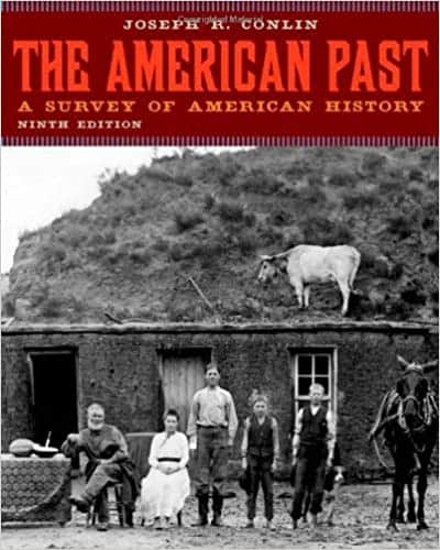 The American Past: A Survey of American History (9th Edition ) - eBook