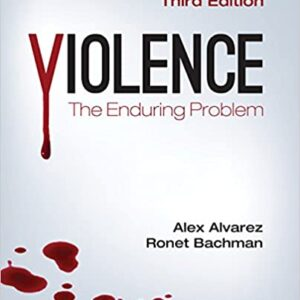 Violence: The Enduring Problem (3rd Edition) - eBook