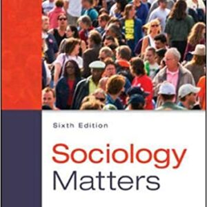 Sociology Matters (6th Edition) - eBook