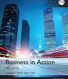 Business in Action (8th Edition-Global) - eBook