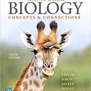 Campbell Biology: Concepts & Connections (10th Edition) - eBook