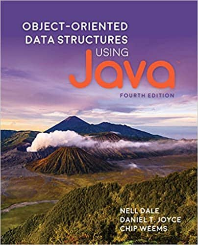 Object-Oriented Data Structures Using Java (4th Edition) - eBook