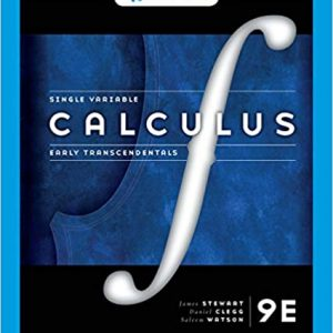 Single Variable Calculus: Early Transcendentals (9th Edition) - eBook