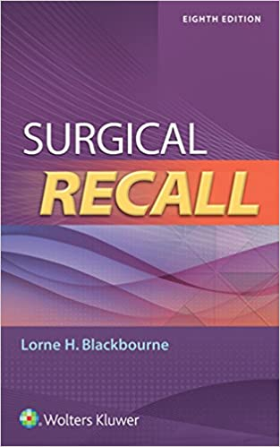Surgical Recall (8th Edition) - eBook
