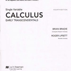 single variable - calculus early transcendentals 4th edition pdf - solutions