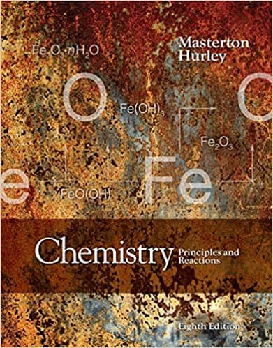 Chemistry: Principles and Reactions (8th Edition) - eBook