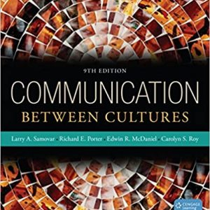 Communication Between Cultures (9th Edition) - eBook