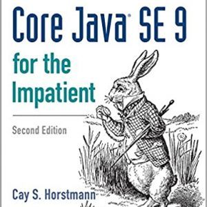 Core Java SE 9 for the Impatient (2nd Edition) - eBook