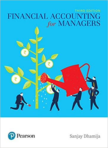 Financial Accounting For Managers (3rd Edition) - eBook
