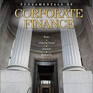 Fundamentals of Corporate Finance (Canadian-9th Edition) - eBook