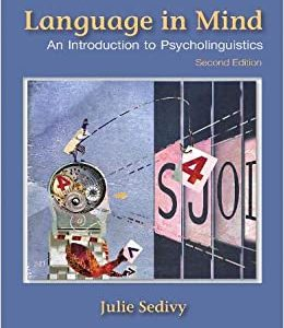Language in Mind: An Introduction to Psycholinguistics (2nd Edition) - eBook