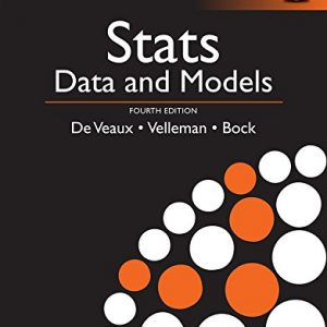 Stats: Data and Models (Global-4th Edition) - eBook