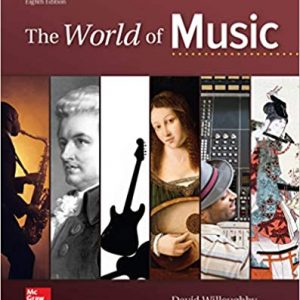 The World of Music (8th Edition) - eBook