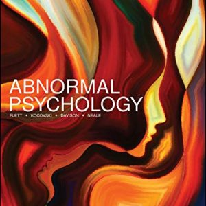 Abnormal Psychology (6th Canadian Edition) - eBook