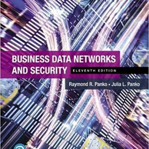 Business Data Networks and Security (11th Edition) - eBook
