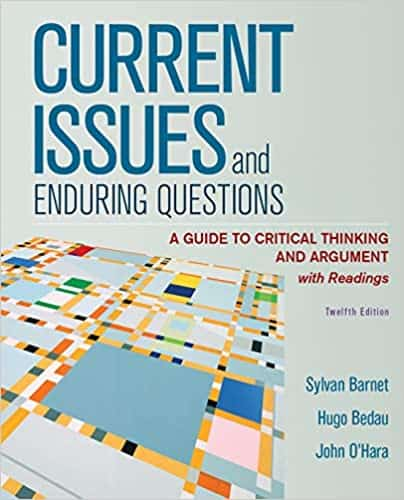 Current Issues and Enduring Questions: A Guide to Critical Thinking and Argument, with Readings (12th Edition) - eBook