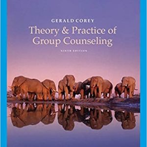Theory and Practice of Group Counseling (9th Edition) - eBook