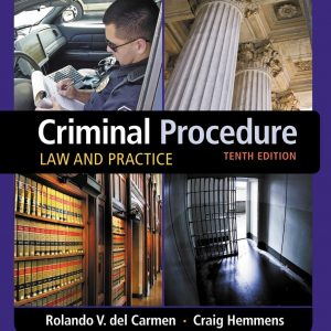 Criminal Procedure: Law and Practice (10th Edition) - eBook