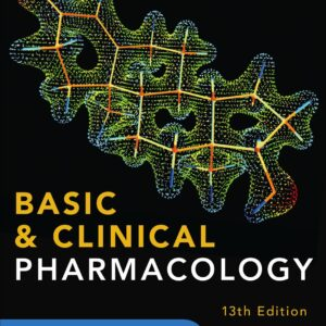 Basic and Clinical Pharmacology (13th Edition) - eBook