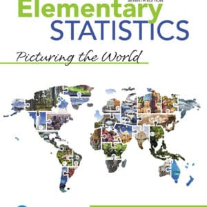 Elementary Statistics: Picturing the World (7th Edition) - eBook