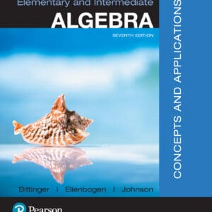 Elementary and Intermediate Algebra: Concepts and Applications (7th Edition) - eBook