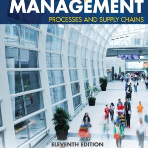 Operations Management: Processes and Supply Chains 11e