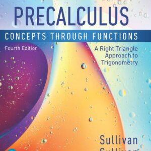 Precalculus: Concepts Through Functions, A Right Triangle Approach to Trigonometry (4th Edition) - eBook