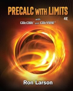 Precalculus with Limits (4th Edition) - eBook