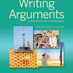 Writing Arguments: A Rhetoric with Readings (7th Concise Edition) - eBook
