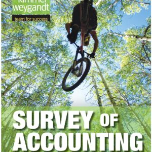 Survey of Accounting - eBook