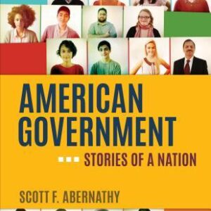 American Government; Stories of Stratergy and Action (2nd Edition) - eBook