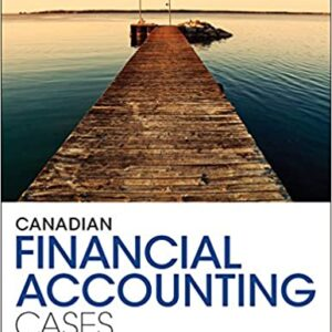 Canadian Financial Accounting Cases (2nd Edition) - eBook