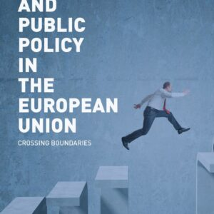 Education and Public Policy in the European Union: Crossing Boundaries - eBook