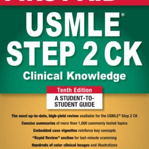 First Aid for the USMLE Step 2 CK (10th Edition) - eBook
