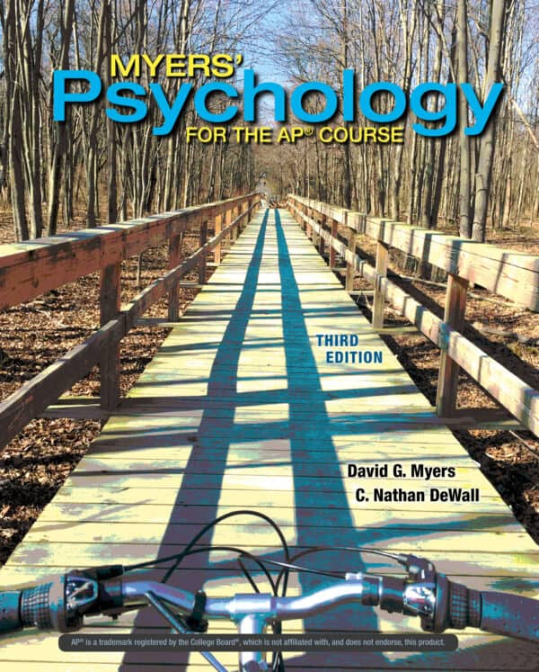 Myers' Psychology for the AP® Course (3rd Edition) - eBook