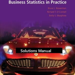 SOLUTION-MANUAL-for-Business-Statistics-In-Practice-7e
