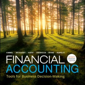 SOLUTIONS MANUAL-Financial Accounting: Tools for Business Decision-Making (7th Edition) - eBook