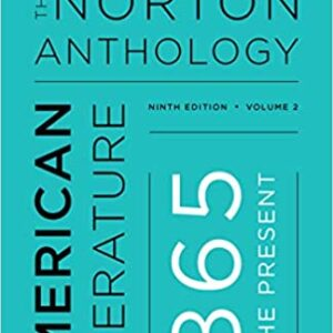The Norton Anthology of American Literature (9th Edition) - eBook