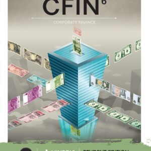 CFIN: with MindTap Finance (6th Edition) - eBook