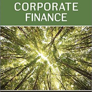 Corporate Finance with Connect with SmartBook - eBook