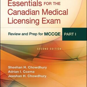 Essentials for the Canadian Medical Licensing Exam (2nd Edition) - eBook
