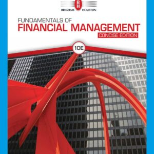 Fundamentals of Financial Management-Concise Edition (10th Edition) - eBook