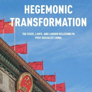Hegemonic Transformation: The State, Laws, and Labour Relations in Post-Socialist China - eBook