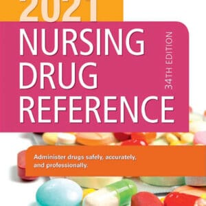 Mosby's 2021 Nursing Drug Reference (ISSN) (34th Edition) - eBook