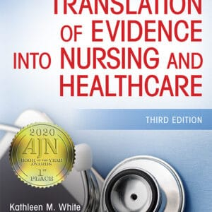 Translation of Evidence Into Nursing and Healthcare (3rd Edition) - eBook